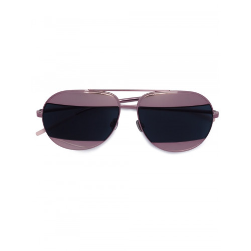Dior 'split 1' Navy Lens Sunglasses