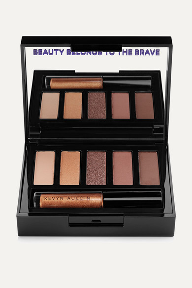 Kevyn Aucoin Emphasize Eye Design Palette - Focused In Copper
