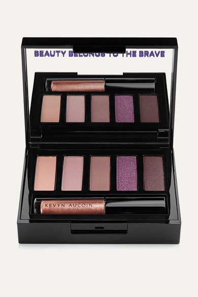 Kevyn Aucoin Emphasize Eye Design Palette - As Seen In In Pink