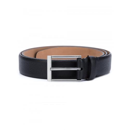Lanvin 'business' Belt In Black