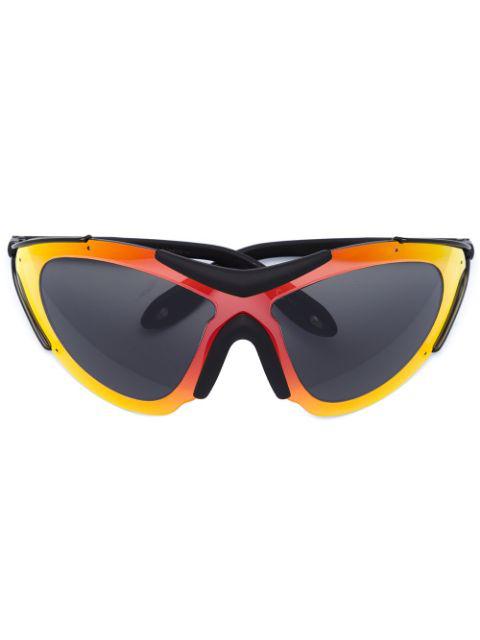 Givenchy Black Tinted Lense Sunglasses