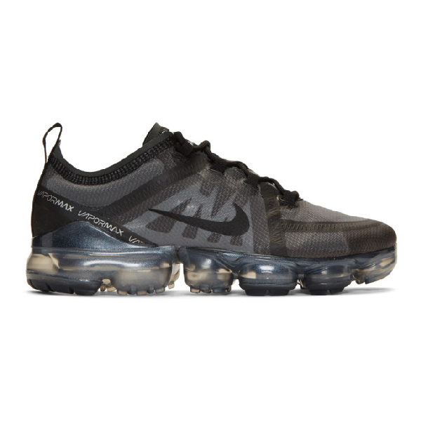 2c87591c Nike Air Vapormax 2019 Ripstop Running Sneakers In Black | ModeSens