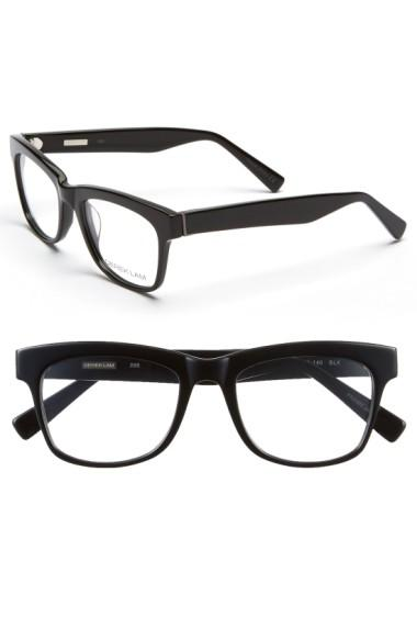 Derek Lam 51Mm Optical Glasses - Black