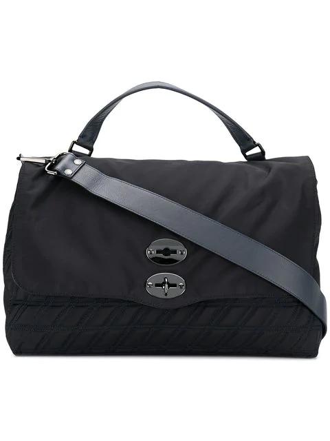 Zanellato Postina L Bag In Black