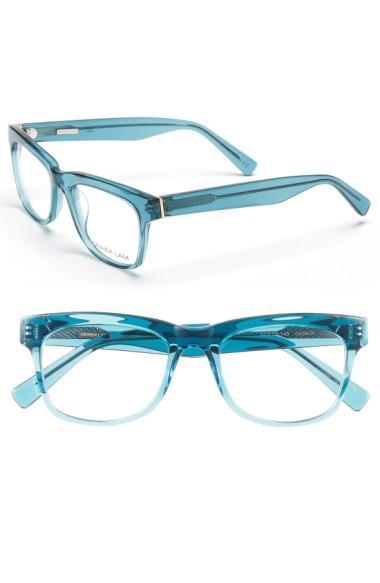 Derek Lam 51mm Optical Glasses - Ocean Crystal