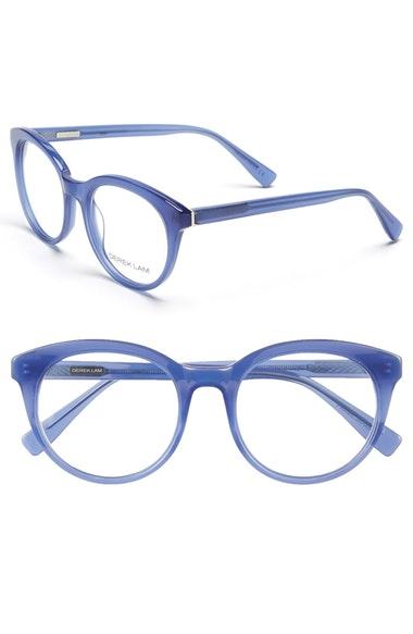 Derek Lam 51mm Optical Glasses - Violet Crystal