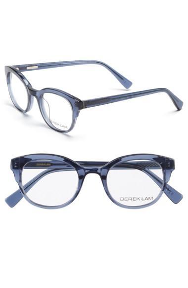 Derek Lam 46mm Optical Glasses - Dark Grey