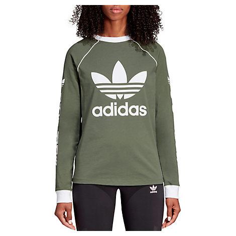 e25ab97b2 Adidas Originals Women's Originals Og T-Shirt, Green | ModeSens
