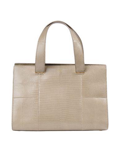 Giorgio Armani Handbag In Dove Grey