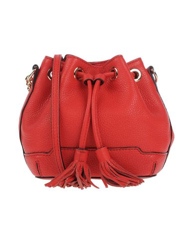 Rebecca Minkoff Handbags In Red
