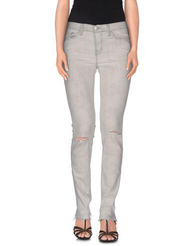 J Brand Denim Pants In Light Grey