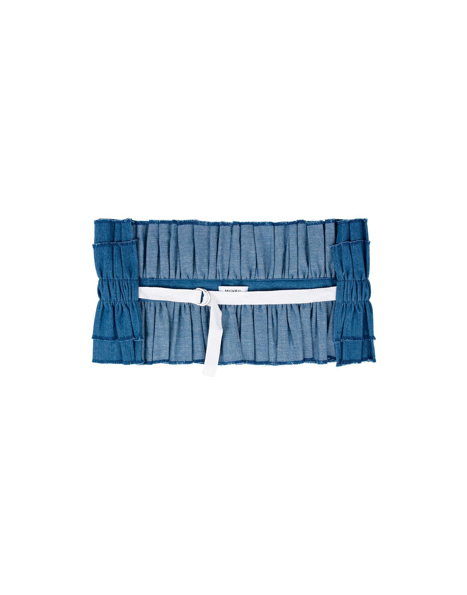 Muveil Belt In Blue