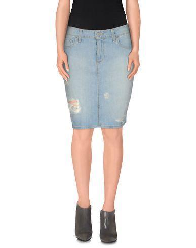 Paige Denim Skirt In Blue