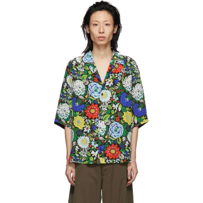 Joseph Multicolor Marittima Shirt In 0050 Multi