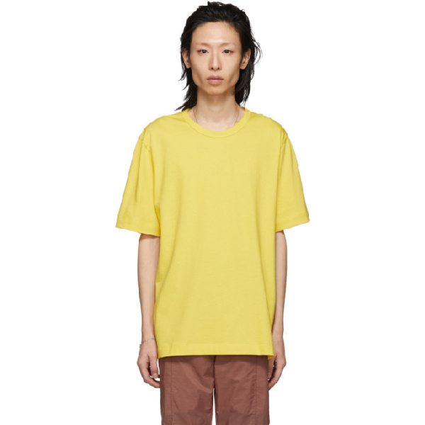 Joseph Yellow Perfect T-shirt In 0717 Lime