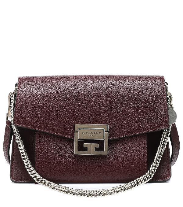2cb84e151c0 Givenchy Gv3 Nano Crossbody Bag Leather Bordeaux In Female | ModeSens