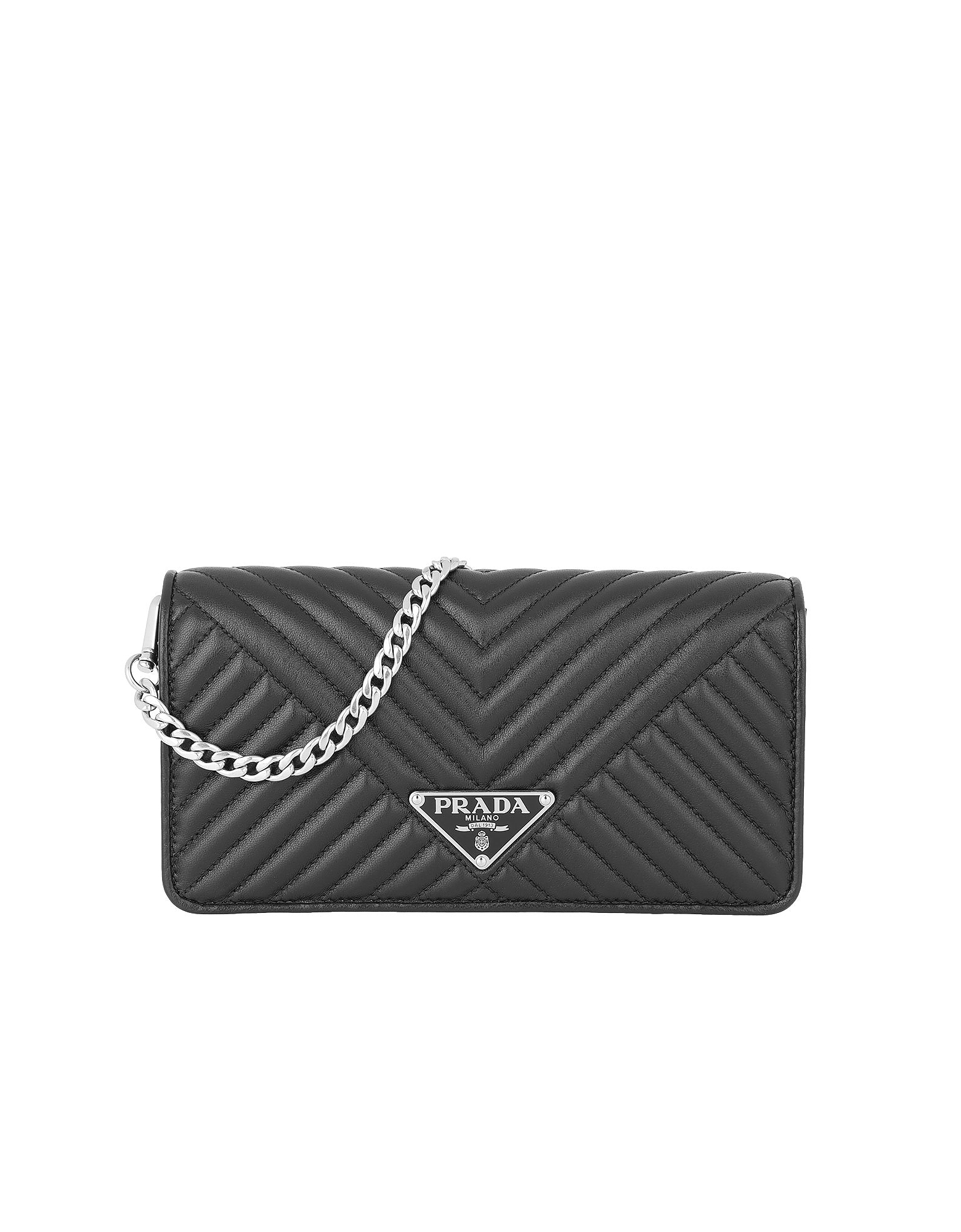 c53ae8bbc94f Prada Crossbody Bag Mini Black | ModeSens