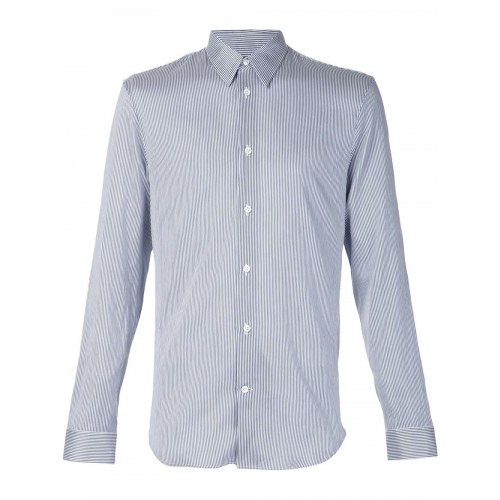 Maison Margiela Fine Striped Shirt