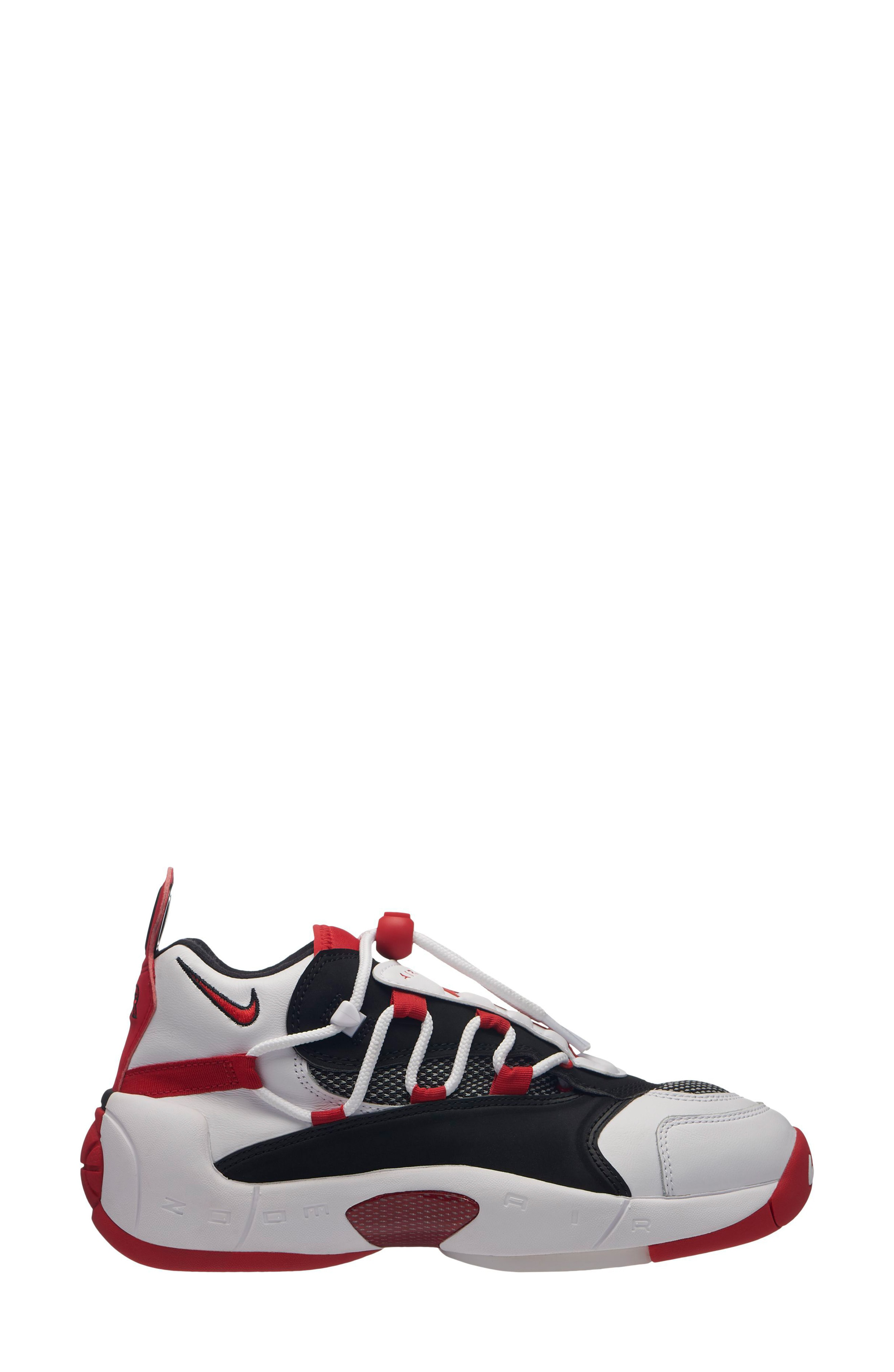 dc0a2b7da0d Nike Air Swoopes Ii Sneaker In White