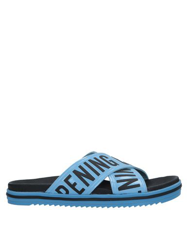 Opening Ceremony Women's Berkeley Crisscross Pool Slide Sandals In Blue