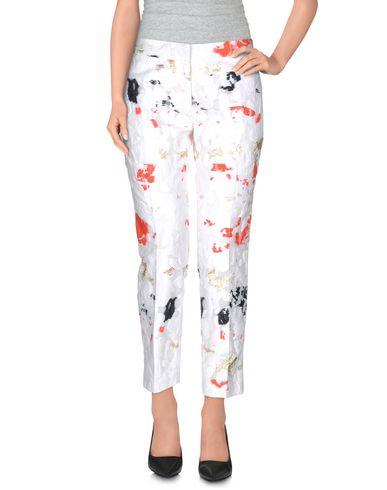 Blumarine Casual Pants In White