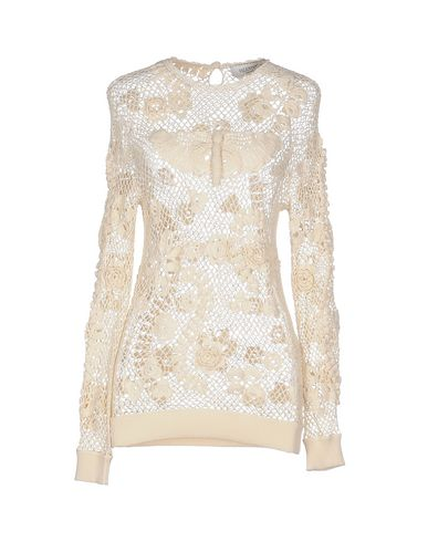 Valentino Sweater In Ivory