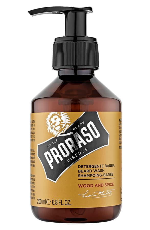 Proraso Grooming Wood And Spice Beard Wash