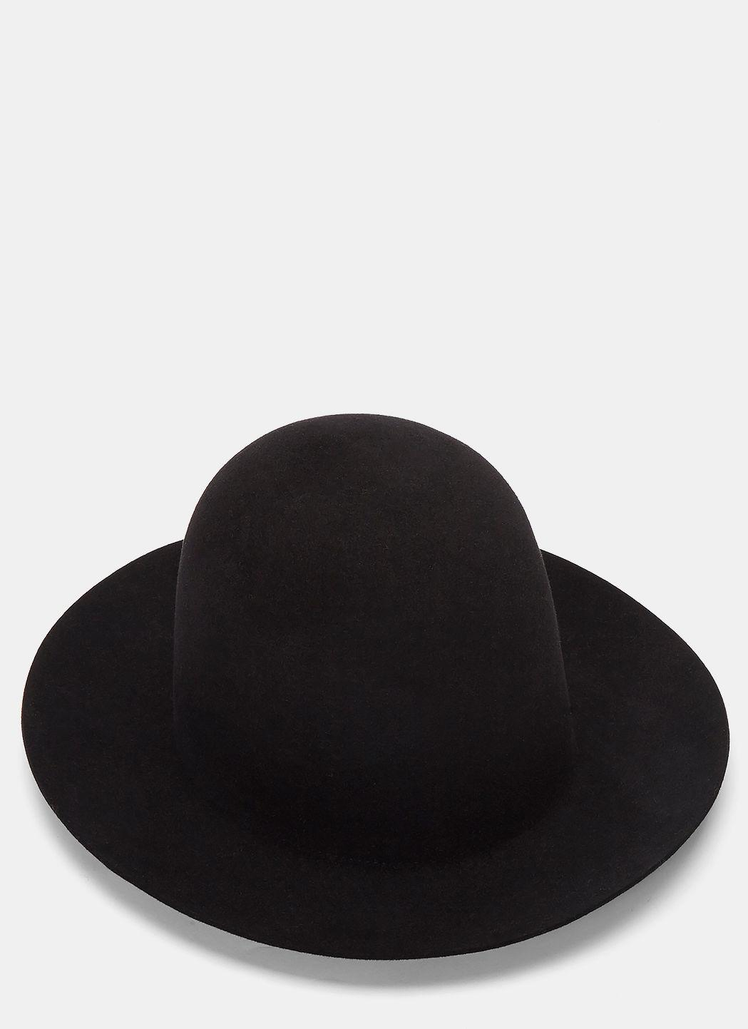 Gucci Men S William Wide Brim Hat In Black  3caff84c78ac