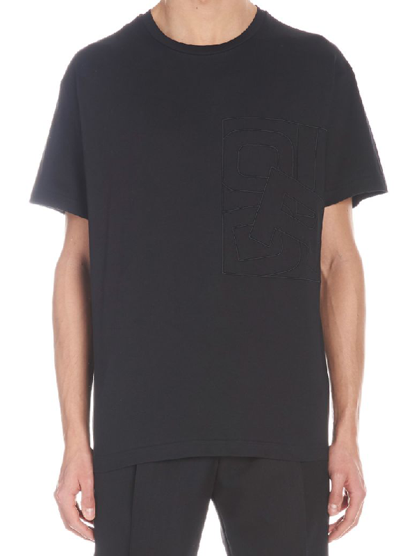 Dior Homme T-Shirt In Black