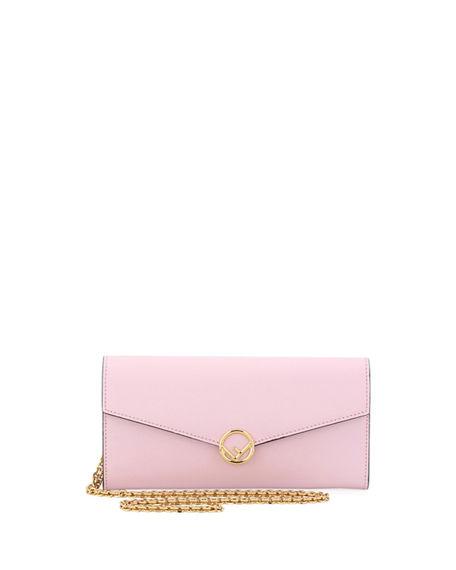4d24f855b9 Fendi Leather Wallet-On-Chain