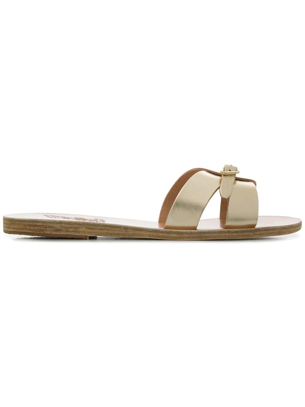 Anna Greek Ancient Modesens Gold Sandals gnqvgcwOR