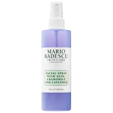 Mario Badescu Facial Spray With Aloe, Chamomile And Lavender 8 oz/ 236 ml