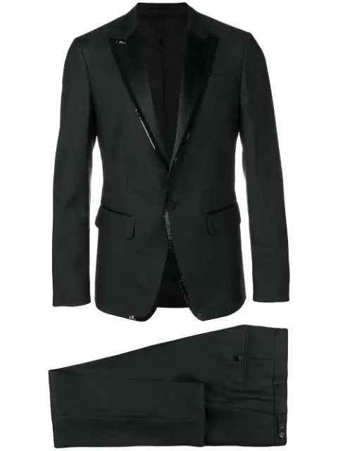 Dsquared2 Sequin In Black