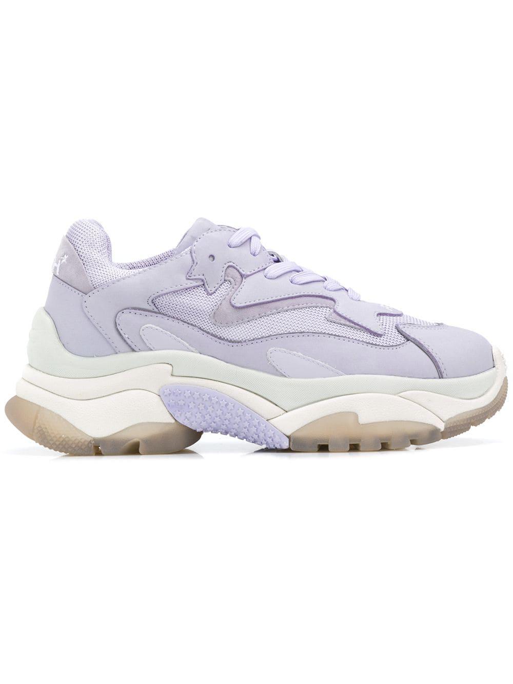 Ash Addict Sneakers - Purple