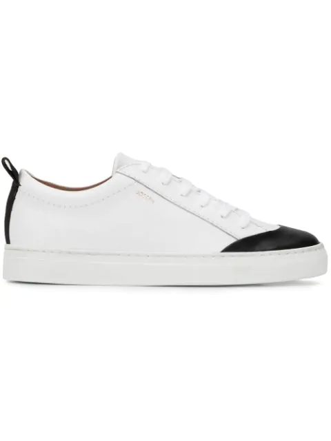 Joseph Colour Block Sneakers In Black