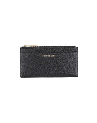 Michael Michael Kors Wallet In Black