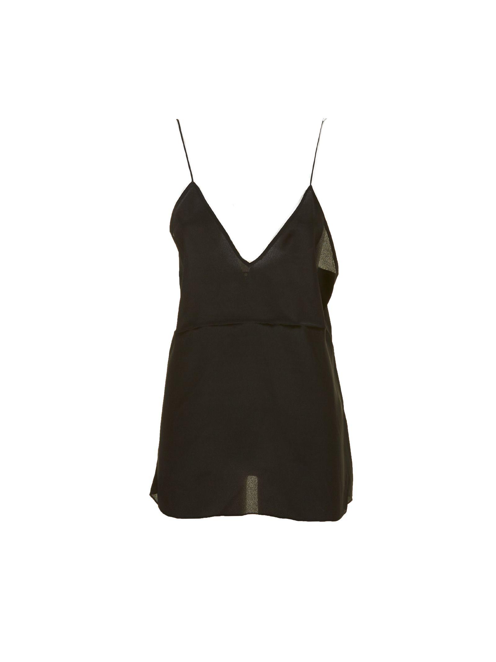 Iro Dress In Black Ecru