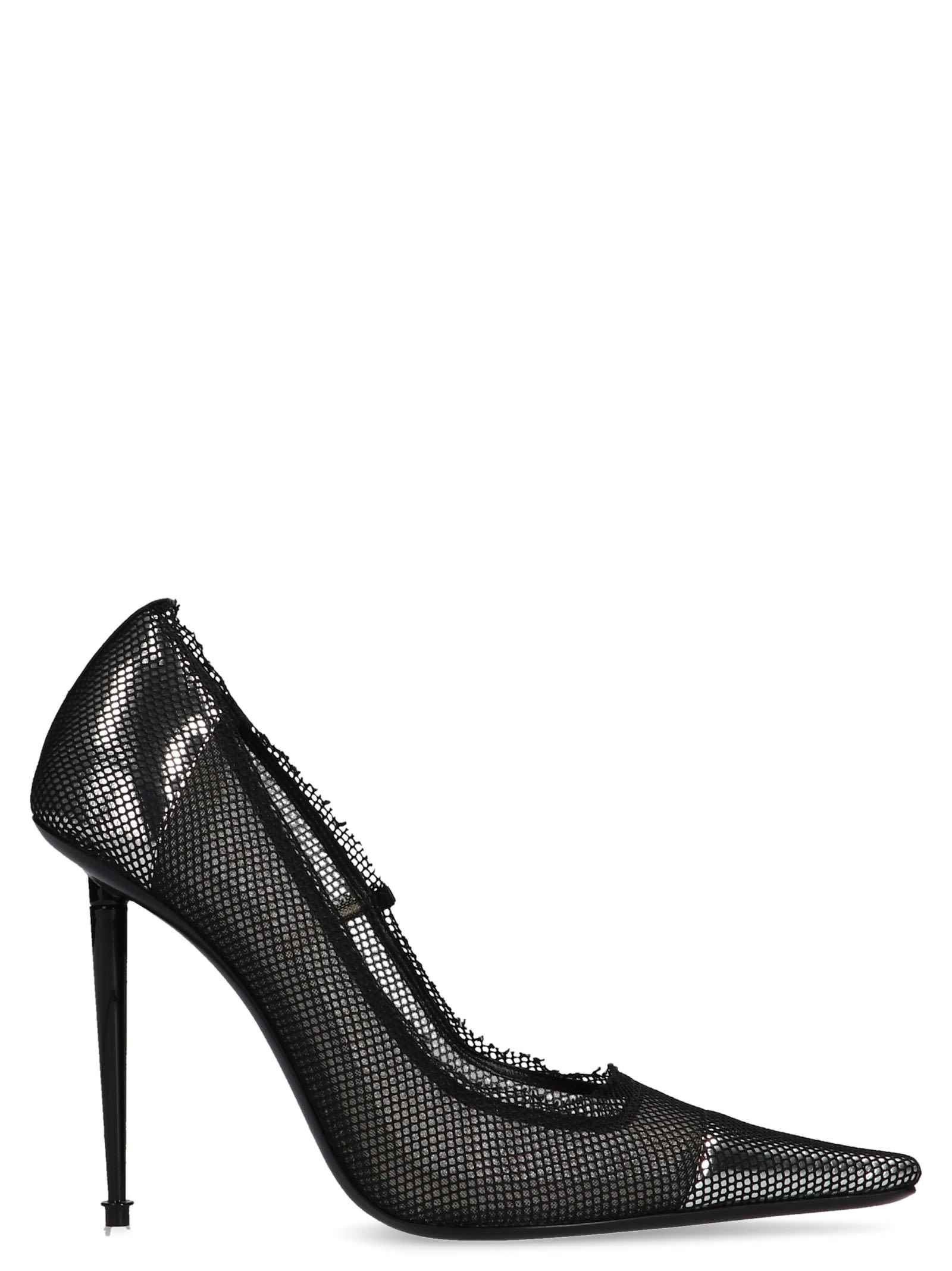 Tom Ford Net Shoes In Black