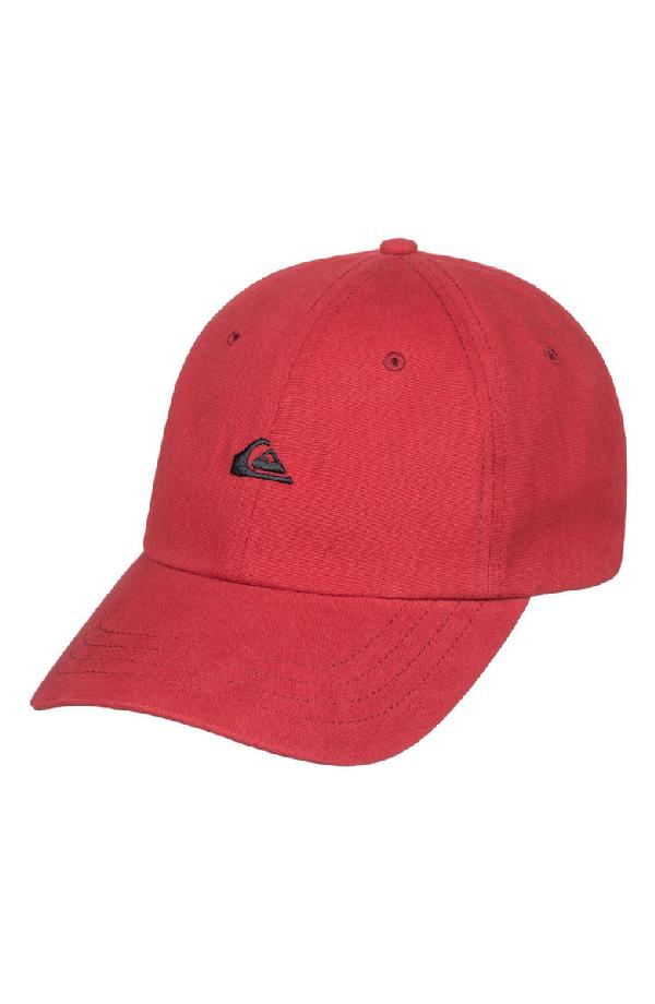 da664b25 Quiksilver Papa Baseball Cap - Red In Brick Red | ModeSens