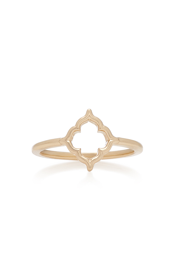 With Love Darling Community 14k Gold Ring