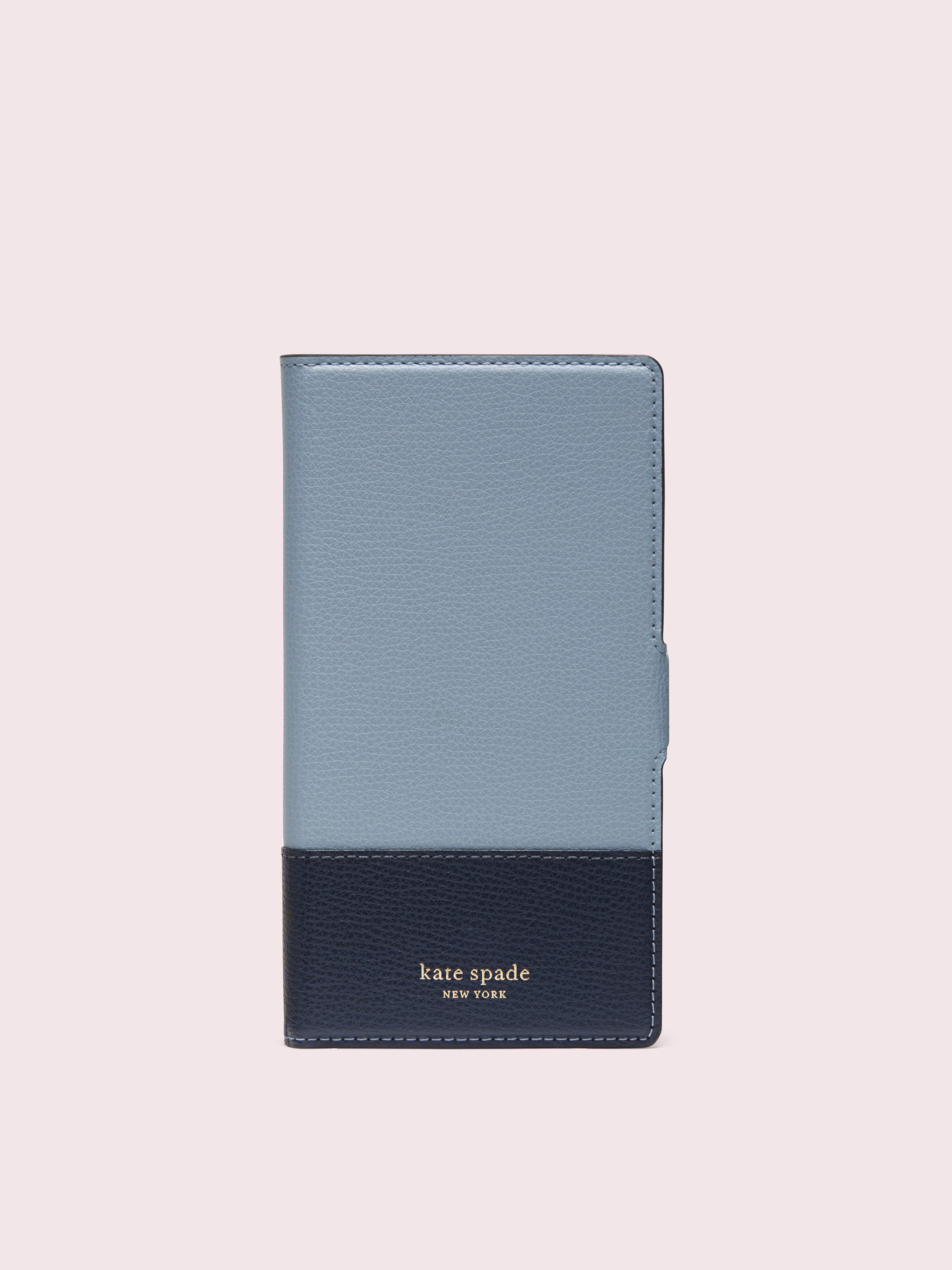 huge selection of fd97c e5169 Sylvia Iphone Xr Magnetic Wrap Folio Case in Horizon Blue
