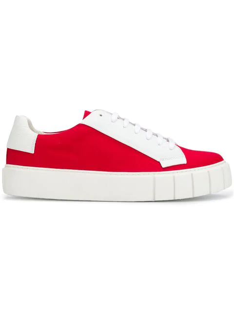 Primury Dyo Sneakers In Red