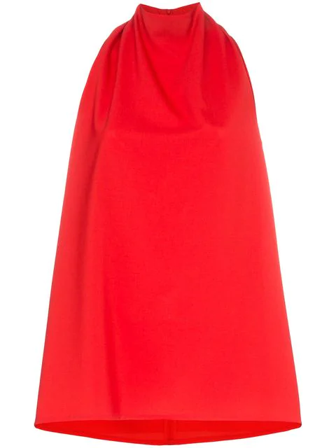 Beaufille Mallo Blouse In Red