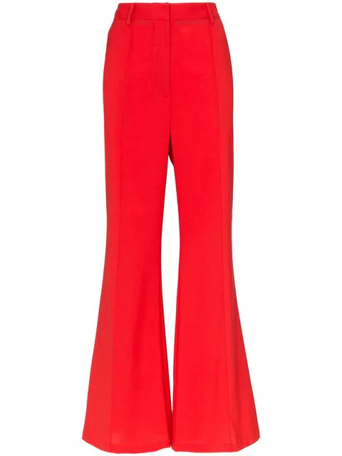 Beaufille Barnet Trouser In Red