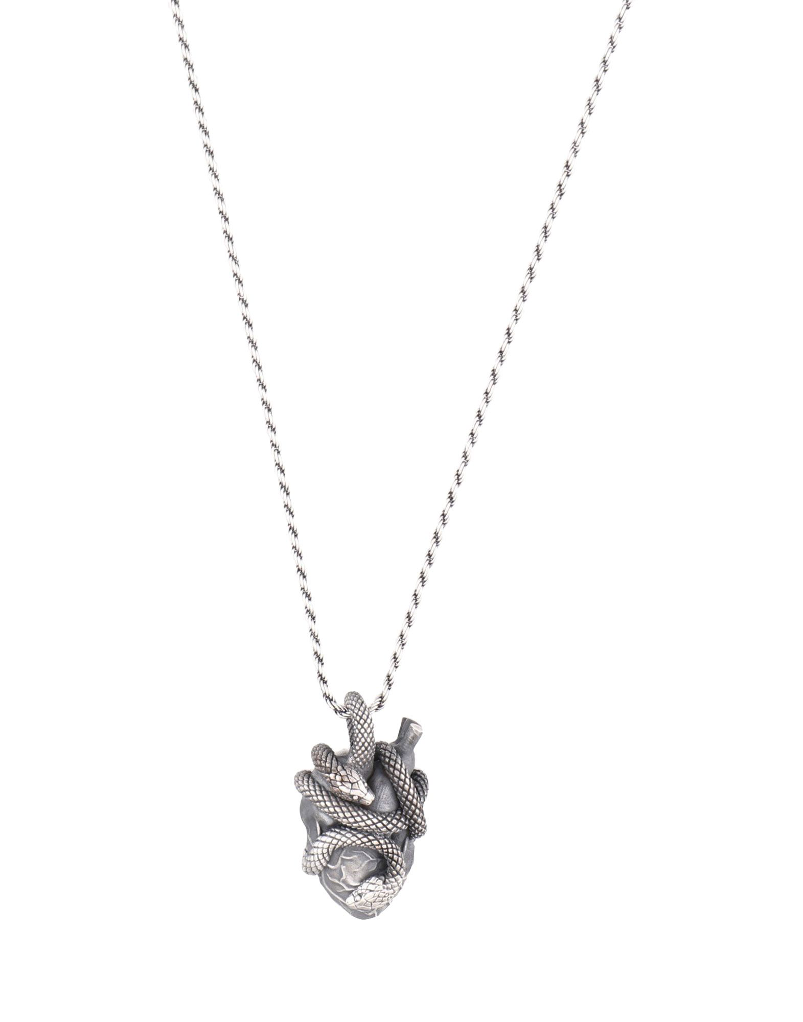 Nove25 Necklace In Silver