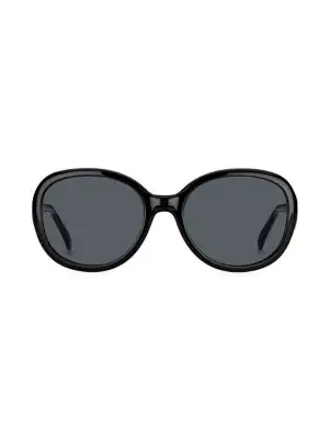 Givenchy Women's Gv 7124 Round Sunglasses In Black