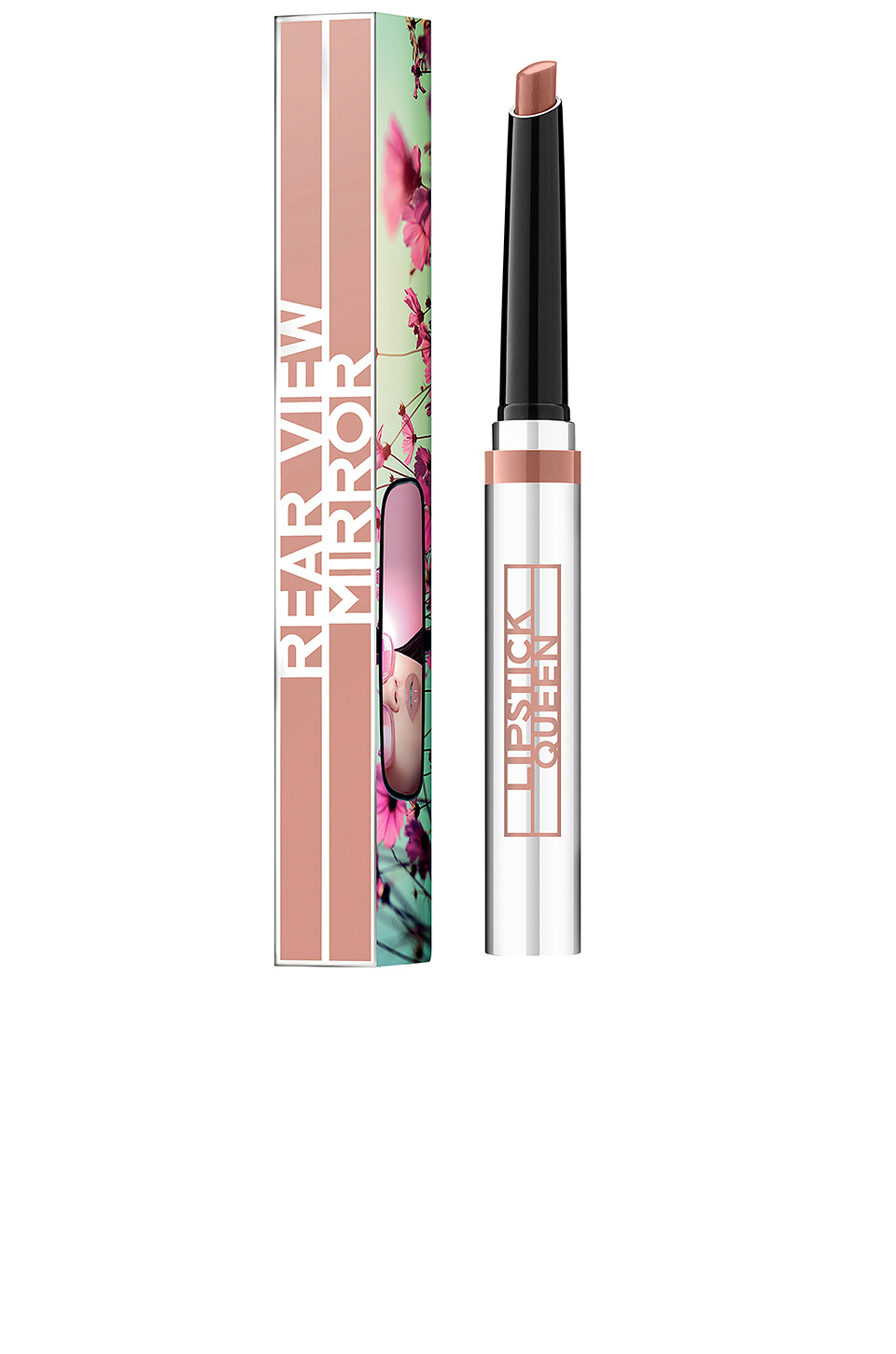 Lipstick Queen Rear View Mirror Lip Lacquer In Little Nude Coupe