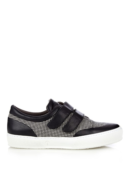 Robert Clergerie Tint02 In Black Nappa