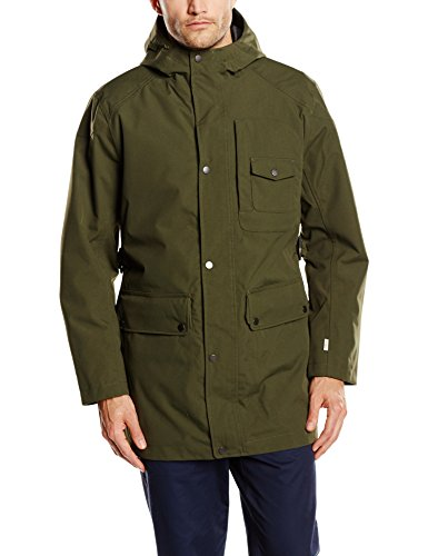 Timberland Hyvent Rollins Mountain 2 In 1 Parka Men's In X