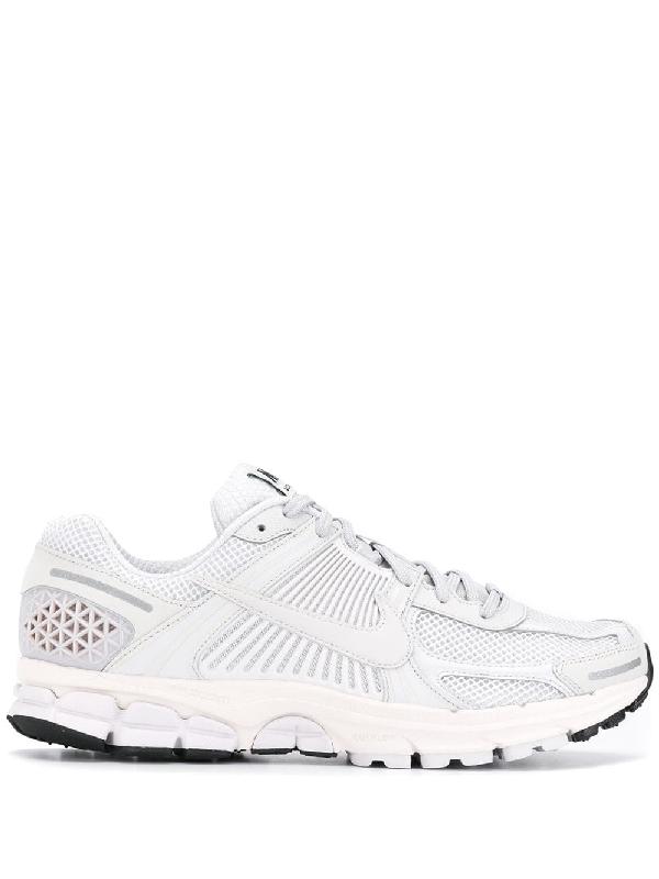 online store ba19e e1068 Nike Zoom Vomero 5 Canvas-Trimmed Mesh Sneakers - Gray In 001Vstgrybl
